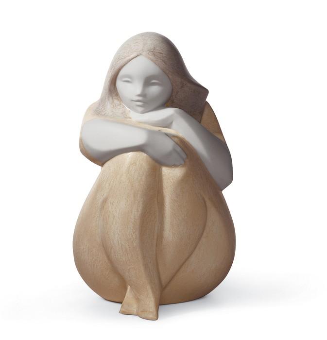 LladroSUN GIRLPorcelain Figurine