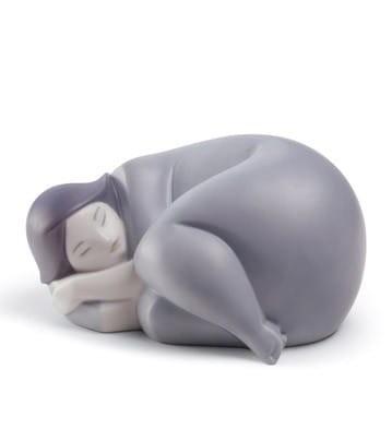 LladroMoonlight ChildPorcelain Figurine