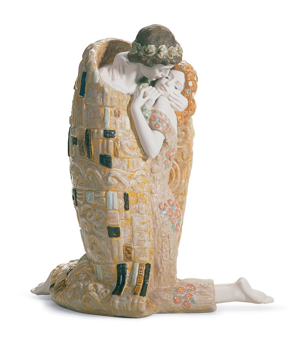 Lladro THE KISS