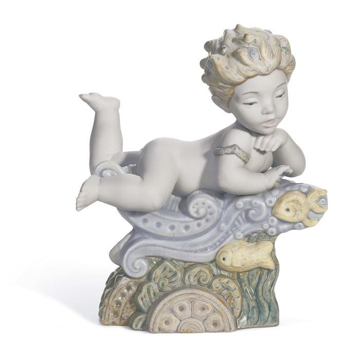 LladroLife AmazementPorcelain Figurine