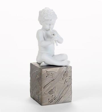 LladroCreatingPorcelain Figurine