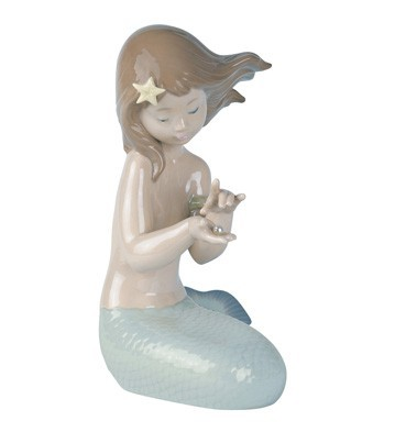 Nao Porcelain JEWEL OF THE SEA