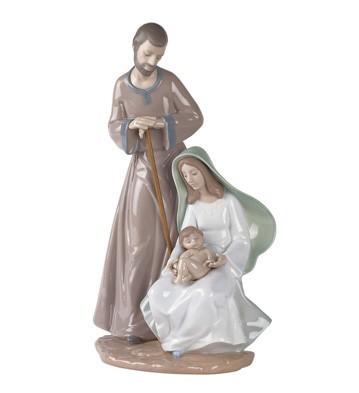 Nao Porcelain THE HOLY FAMILY