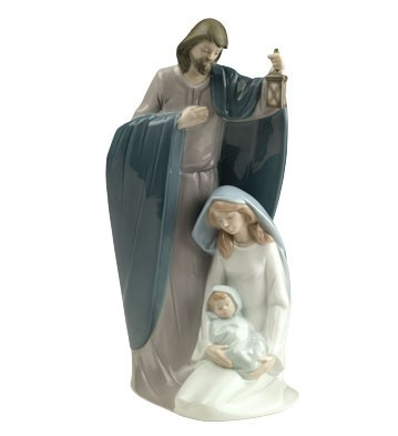 Nao Porcelain NATIVITY OF JESUS
