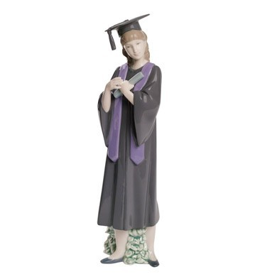 Nao Porcelain GRADUATION JOY
