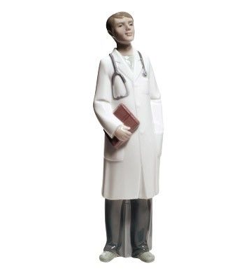 Nao Porcelain DOCTOR - MALE
