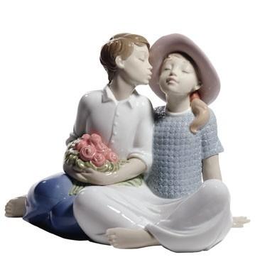 Nao PorcelainSTEALING A KISS