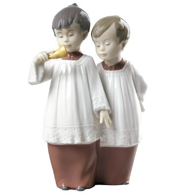 Nao Porcelain CHOIR BOYS