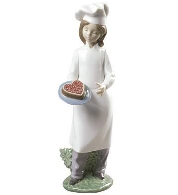 Nao PorcelainMY DELICIOUS CAKE