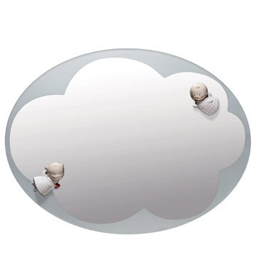 Nao Porcelain LITTLE ANGELS (MIRROR)