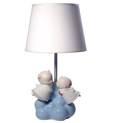 Nao Porcelain LITTLE ANGELS - LAMP (US)