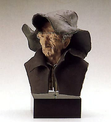 Lladro Mayor Goyesca Porcelain Figurine