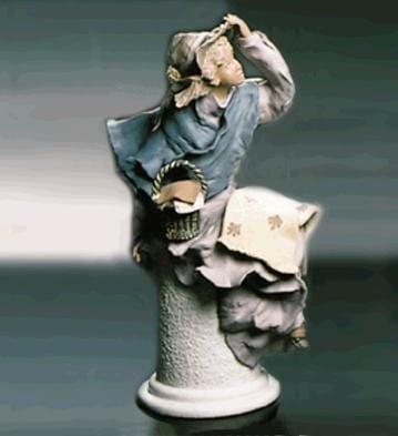 LladroDawnGoyesca Porcelain Figurine