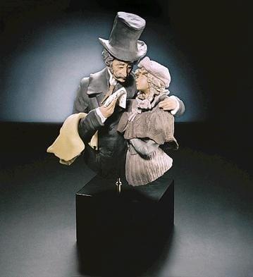 LladroComforting NewsGoyesca Porcelain Figurine