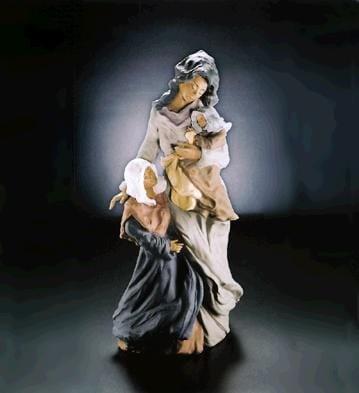 LladroTies That BindGoyesca Porcelain Figurine