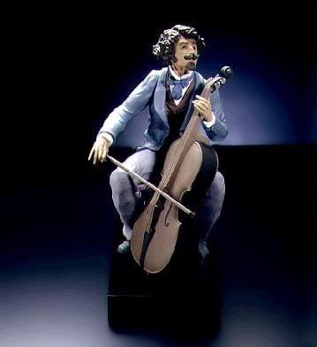 LladroIn ConcertGoyesca Porcelain Figurine