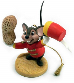 WDCC Disney ClassicsDumbo Timothy Mouse Friendship Offering Ornament
