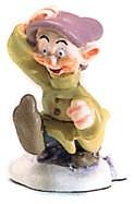 WDCC Disney ClassicsSnow White Dopey Miniature