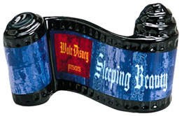 WDCC Disney Classics Opening Title Sleeping Beauty