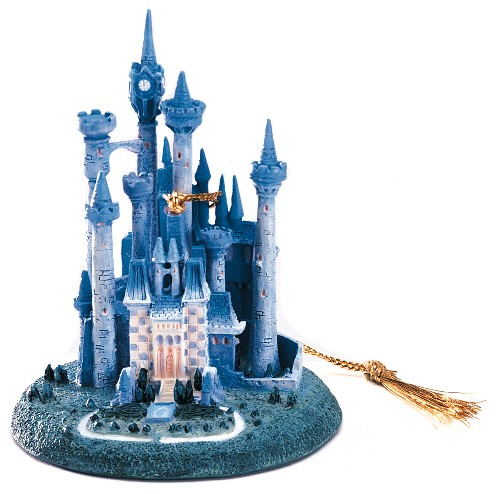 WDCC Disney Classics Cinderella's Castle Ornament A Castle for Cinderella Ornament