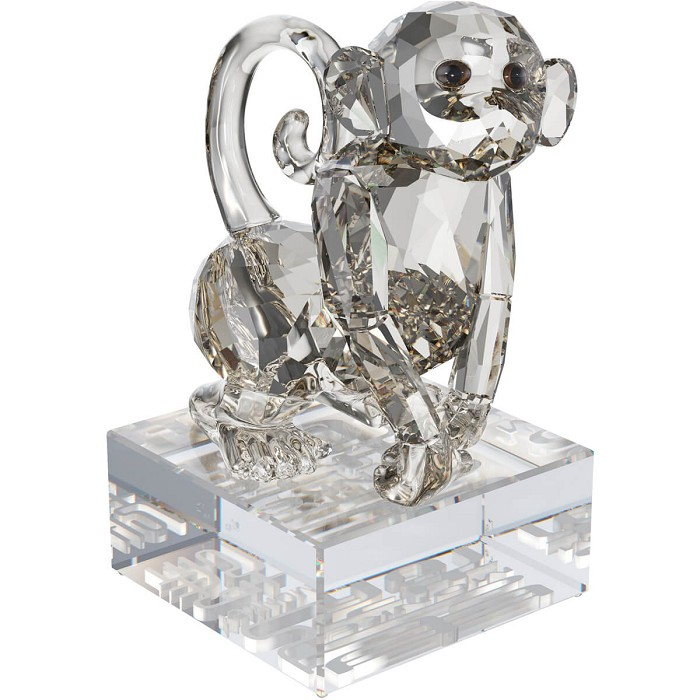 Swarovski CrystalChinese Zodiac Monkey