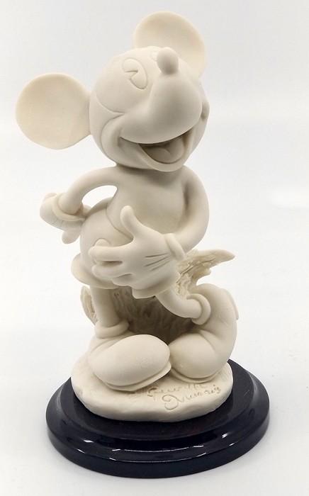 Giuseppe ArmaniTopolino (Mickey Mouse) Hand Signed