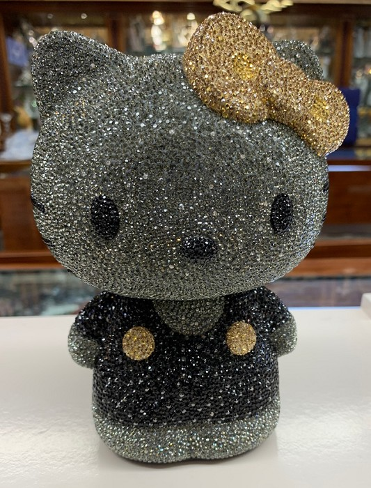 Swarovski Crystal Myriad Hello Kitty 2012 SANRIO