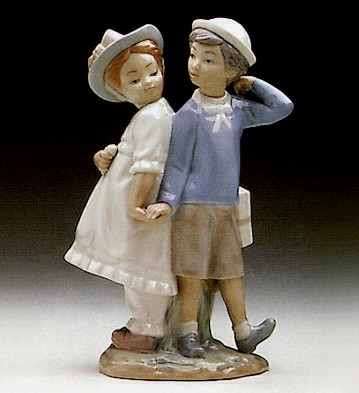 Lladro Puppy Love 1971-96