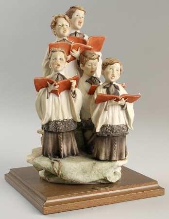 Giuseppe ArmaniThe Choir Boys