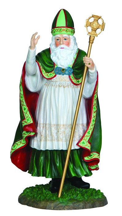 Pipka St. Patrick Of Ireland
