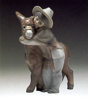 Lladro Platero And Marcelino 1971-81
