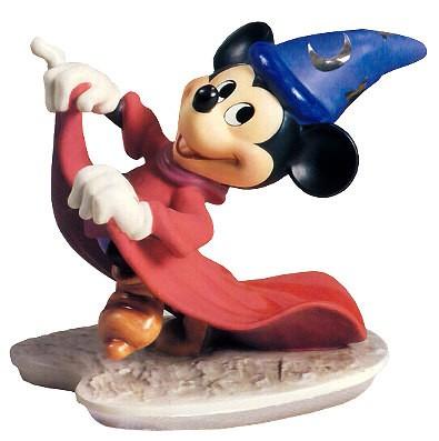WDCC Disney ClassicsFantasia Sorcerer Mickey Mischievous  Apprentice