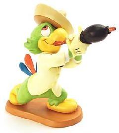 WDCC Disney ClassicsThree Caballeros Jose Amigo Jose