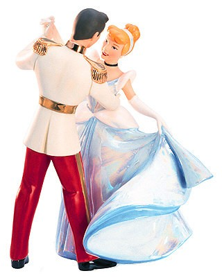 WDCC Disney Classics Cinderella And Prince Charming So This Is Love