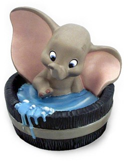 WDCC Disney Classics Dumbo Simply Adorable