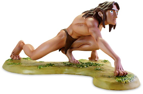 WDCC Disney Classics Tarzan Of The Jungle Artist Proof (limited To 1999 Production)