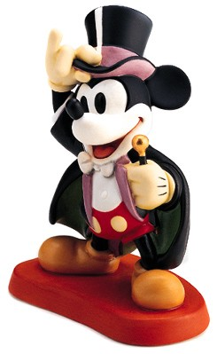 WDCC Disney ClassicsMickey Mouse On With The Show