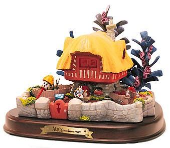 WDCC Disney ClassicsAlice In Wonderland White Rabbit's House