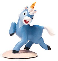 WDCC Disney Classics Fantasia Unicorn Miniature