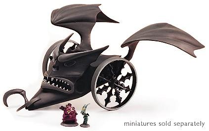 WDCC Disney ClassicsHercules Hades Chariot