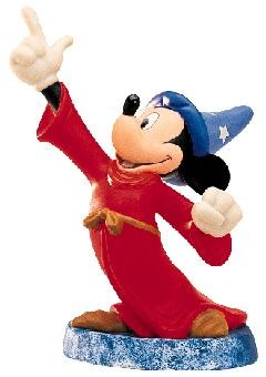 WDCC Disney Classics Fantasia Sorcerer Mickey Summoning The Stars