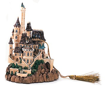 WDCC Disney Classics Beauty and The Beasts Castle