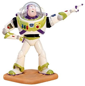 WDCC Disney Classics Toy Story Buzz Light Year To Infinity And Beyond