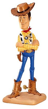 WDCC Disney Classics Toy Story Woody I'm Still Andy's Favorite Toy