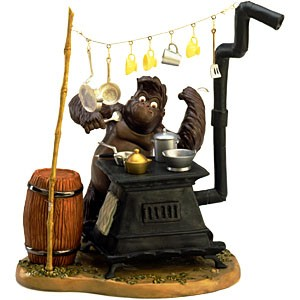 WDCC Disney Classics Tarzan Terk Jungle Rhythm