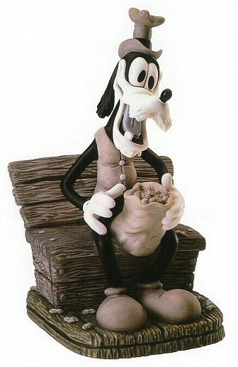 WDCC Disney ClassicsMickey's Revue Goofy Goofy's Debut