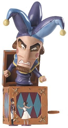 WDCC Disney ClassicsFantasia 2000 Jack-In-Box With Tin Soldier And Ballerina Miniatures Jealous Jack