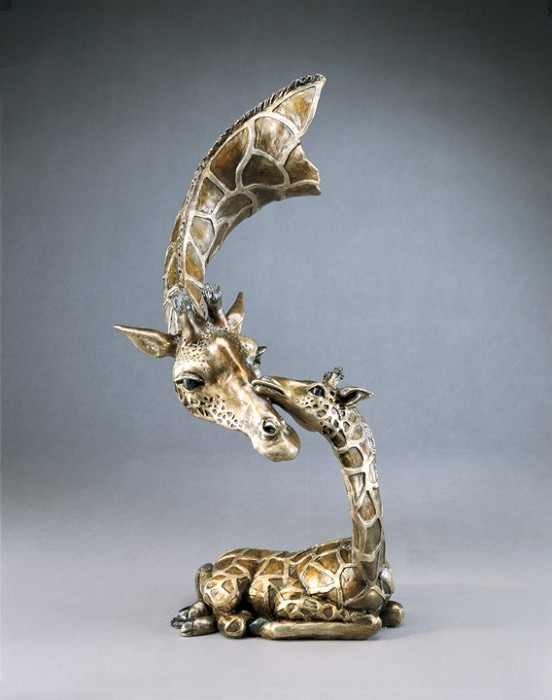 Mark HopkinsLittle OneBronze Sculpture