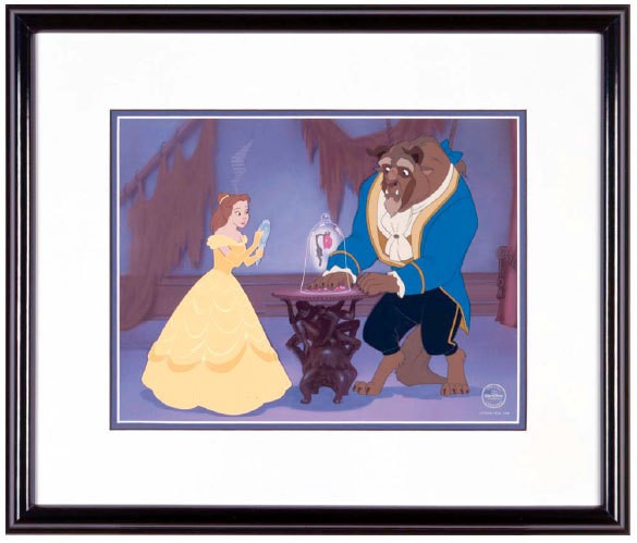 WDCC Disney ClassicsReflection of Love Hand Signed