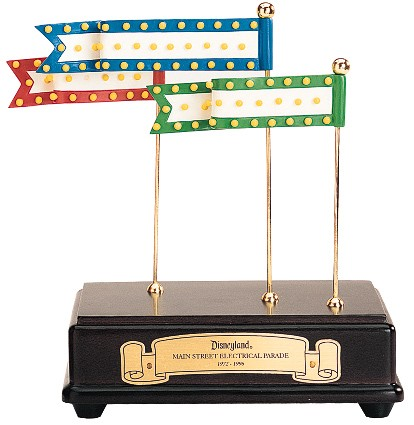 WDCC Disney Classics Main Street Parade Musical Accessory